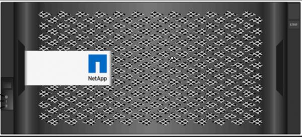 NetApp EF2860A, 165,00 TiB, All-Flash Array